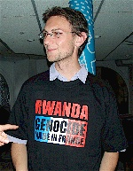 Tee-shirt Genocide Made in France