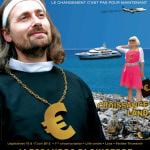 Affiche de l'Eglise de la Très Sainte Consommation