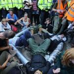 Désobéissance civile contre les gaz de schiste