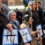 Mobilisations contre les barrages en Turquie