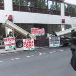 1,8 de charbon contre la mine
