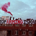 Occupation de l'entreprise d'armement Elbit