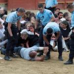 Action non-violente contre la Corrida