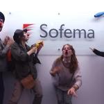 Les clowns à la SOFEMA